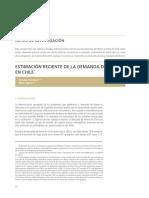 Demanda de Dinero en CHILE