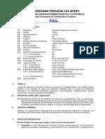 Informatica Aplicada a Finanzas Silabo 2018-I F