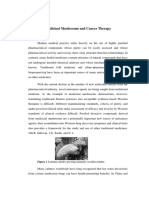 Medicinal Mushrooms and Cancer Therapy