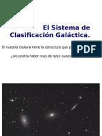 Clasificacion Galactica