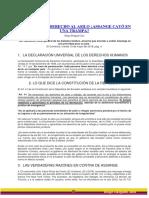 Ecuador y El Derecho Al Asilo ¿Assange cayó en una trampa?
