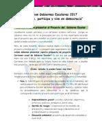 Instructivo Gobiernos Escolares 31mayo2017
