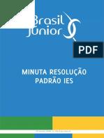 Resolução Padrão - Brasil Júnior