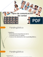 Paralinguistica