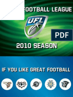 United Football League 2010 Season