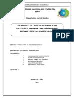 Informe Del Diagnóstico Sicaya FINAL