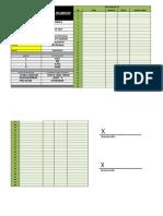 Data Pramuka Simple