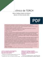Caso Clínico de TORCH