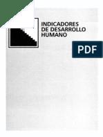 IDH 1994 indicadores