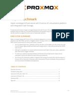 Proxmox VE Ceph Benchmark 201802