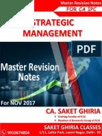 SM Master Revision Notes