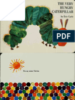 Eric Carle-The Very Hungry Caterpillar-Philomel Books (1994)