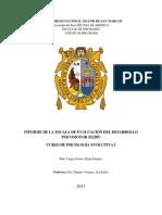 Informe EEDP