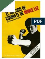 El Metodo de Combate de Bruce Lee Tecnicas Avanzadas