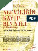 Erdoğan Çınar - Aleviliğin Kayıp Bin Yılı 325-1325