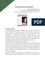 970000 Imaginería Poética Para Toda Ocasión Por Humberto Macías Navarro