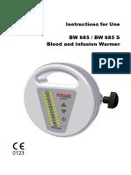 Biegler Infusion+Blood warmer BW 685 - User manual.pdf