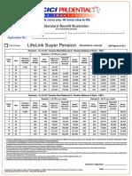 Life Link Super Pension