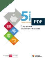 Educacion financiera 2017 2018