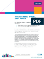 Introduction to the Iceberg Model