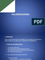 5_clase de Valorizaciones