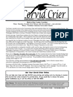 Nov 2004 Corvid Crier Newsletter Eastside Audubon Society