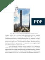 Struktur Bangunan Tinggi