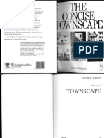 The Concise Townscape by Gordon Cullen
