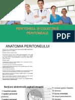 Peritoneul Si Colectiile
