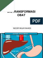 2018 Biotransformasi Obat & PK-PD Antivirus