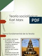 Sociolog a Marx