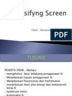 Intensifying Screen 1