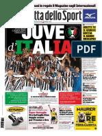 La Gazzetta Dello Sport 10 Maggio 2018