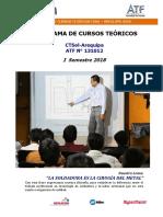 Teoricos Arequipa 1sem 2018