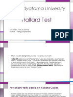 Hallard Test