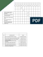Jadual Cadangan Aktiviti KRS 2018