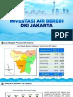 Potensi Investasi Sektor Air Bersih