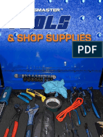 Tool and Shop Supplies Catalog