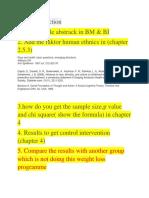 List of Correction