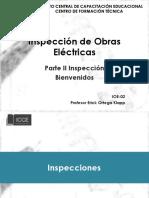 Inspeccion de Obras Electricas 2-2018