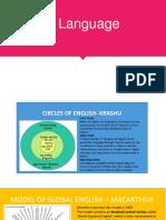 language change and development
