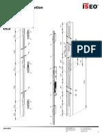 Instrukcja Zamek Multiblindo Emotion KW13591 KW13601