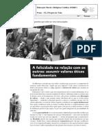 Projeto de Vida - EMRC