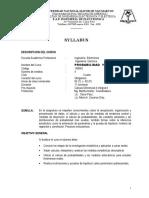 SILABO PROBABILIDAD Y ESTADISTICA.doc