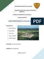 Grupo #4 Faja Petrolífera Del Orinoco - Escrito
