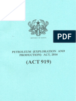 Petroleum (Exploration and Production) Act 2016 (Act 919) 5.18.28 PM