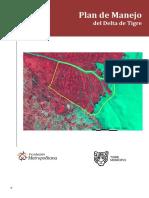 Plan de Manejo Delta Del Tigre