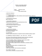 Pacientes Nefrologia - historia clinica
