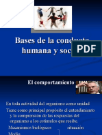 Unidad 2 Bases de La Conducta Humana ADJ2