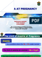 Anemia at Pregnancy(new).ppsx